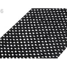 Sieťovaná guma šírka 15 cm tutu červená 1m Stoklasa