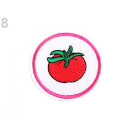 Nažehľovačka jablko, hríbik, jahoda, melón, hruška červená 10ks Stoklasa