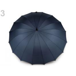 Veľký rodinný dáždnik modrá tmavá 1ks Stoklasa