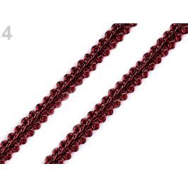 Leonský prámik bordó 13.5m Stoklasa