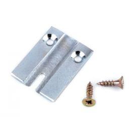 Pomôcka na navliekanie bežcov na špirálové zipsy šírka 3 mm a 5 mm nikel 1ks