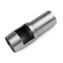 Výsečník / dierovač na látky Ø38 mm nikel 1ks Stoklasa
