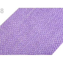 Sieťovaná guma šírka 24-25 cm tutu 2. akosť fialová lila 1m Stoklasa