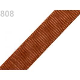 Popruh polypropylénový šírka 25 mm typ BX zelená pastelová 1m