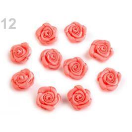 Ruža Ø10 mm Fusion Coral 10ks Stoklasa