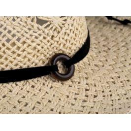 Letný klobúk čierna 1ks Stoklasa