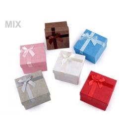 Krabička na hodinky 9x9 cm mix variant 6ks Stoklasa