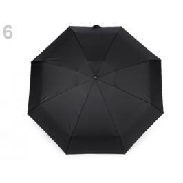Skladací dáždnik mini čierna 1ks