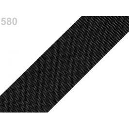 Popruh polypropylénový šírka 40 mm typ BX čierna 5m