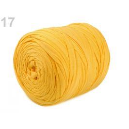 Špagety / priadza 700 g žltá najsv. 1ks