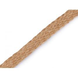 Splietaný popruh / slamená páska šírka 15 mm prírodné 1m Stoklasa