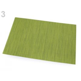 Prestieranie 30x45 cm zelená sv. 2ks Stoklasa