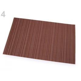 Prestieranie 30x45 cm hnedá 2ks Stoklasa