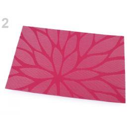 Prestieranie kvet 30x45 cm pink 2ks Stoklasa