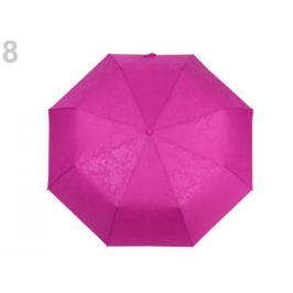 Skladací dáždnik  2. akosť pink 1ks Stoklasa