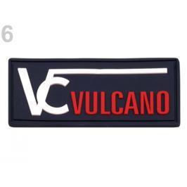 Nášivka / aplikácia na bundy a batohy modrá temná 10ks Stoklasa
