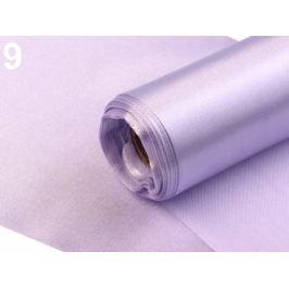 Satén jednostranný šírka 15cm fialová lila 90m