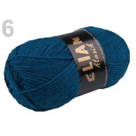Priadza pletacia 50g Elian Klasik Blue Sapphire 10ks