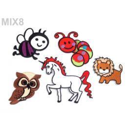 Nažehlovačka mix