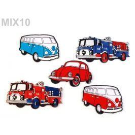Nažehlovačka mix mix č. 10 10ks