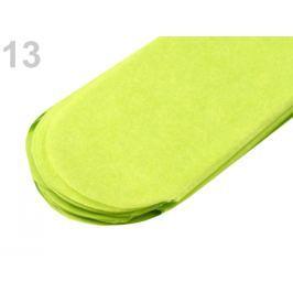 Papierový pompom Ø24 cm khaki sv. 50ks Stoklasa