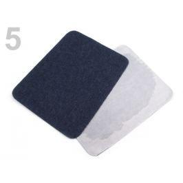 Nažehlovacie záplaty riflové 9,5x12,5 cm Blue Nights 10sáčok Stoklasa