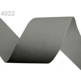 Keprovka - tkaloun  šírka 50 mm šedá 50m