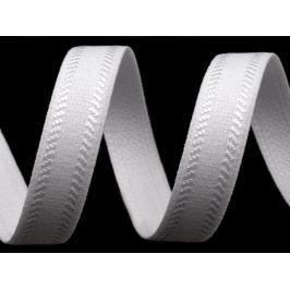 Guma  ramienková šírka 12 mm biela 25m