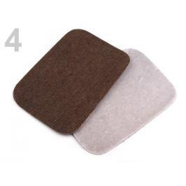 Nažehlovacie záplaty riflové 7,5x10,5 cm Aztec 10sáčok Stoklasa