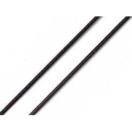 Guľatá guma Ø1,2mm čierna čierna 500m