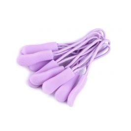 Pútko na bežec k zipsom fialová lila 10ks Stoklasa