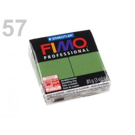 Fimo Professional 85 g zelená 1ks