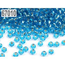 Rokajl Preciosa s prieťahom 8/0 - 3 mm modrá azuro 20g