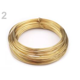 Drôt Ø0,8 mm zlatá 1ks