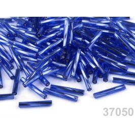 Rokajl Preciosa točené tyčky 15 mm modrá královská 20g