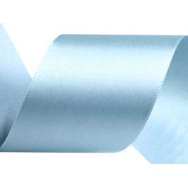 Atlasová stuha šírka 40 mm modrá sv. 22.5m Stoklasa