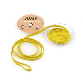 Skákacia guma žltá   1ks