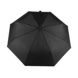 Pánsky skladací vystreľovací dáždnik čierna 1ks Stoklasa