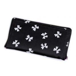 Skladacia nákupná taška pevná 35x41 cm čierna 1ks Stoklasa