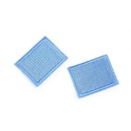Nažehlovačka / záplata modrá sv. 10ks Stoklasa