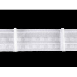 Záclonovka 1 skladová šírka 50 mm biela 50m