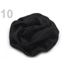 Saténová ruža Ø70 mm Black 2ks Stoklasa