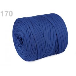 Špagety / priadza 700 g modrá 1ks