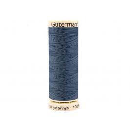 Nite polyesterové návin 100m Gütermann univerzálne modrošedá 1ks