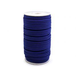 Guma guľatá Ø3mm MAGGIE modrá kobaltová 50m