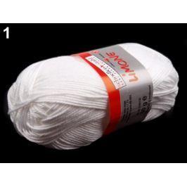 Priadza pletacia  50 g Limone White 1ks