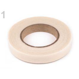 Floristická páska šírka 12 mm mliečna 12ks Stoklasa