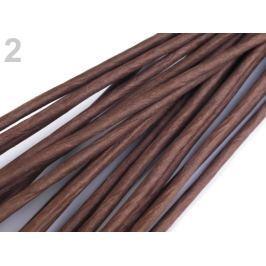 Floristický drôt Ø2,5 mm, dĺžka 40 cm hnedá 20ks Stoklasa
