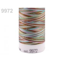 Nite Poly Sheen Multi Mettler 200 m Multicolored 1ks
