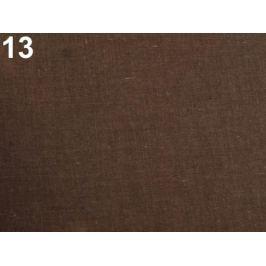 Farba na textil 18 g hnedá 5ks
